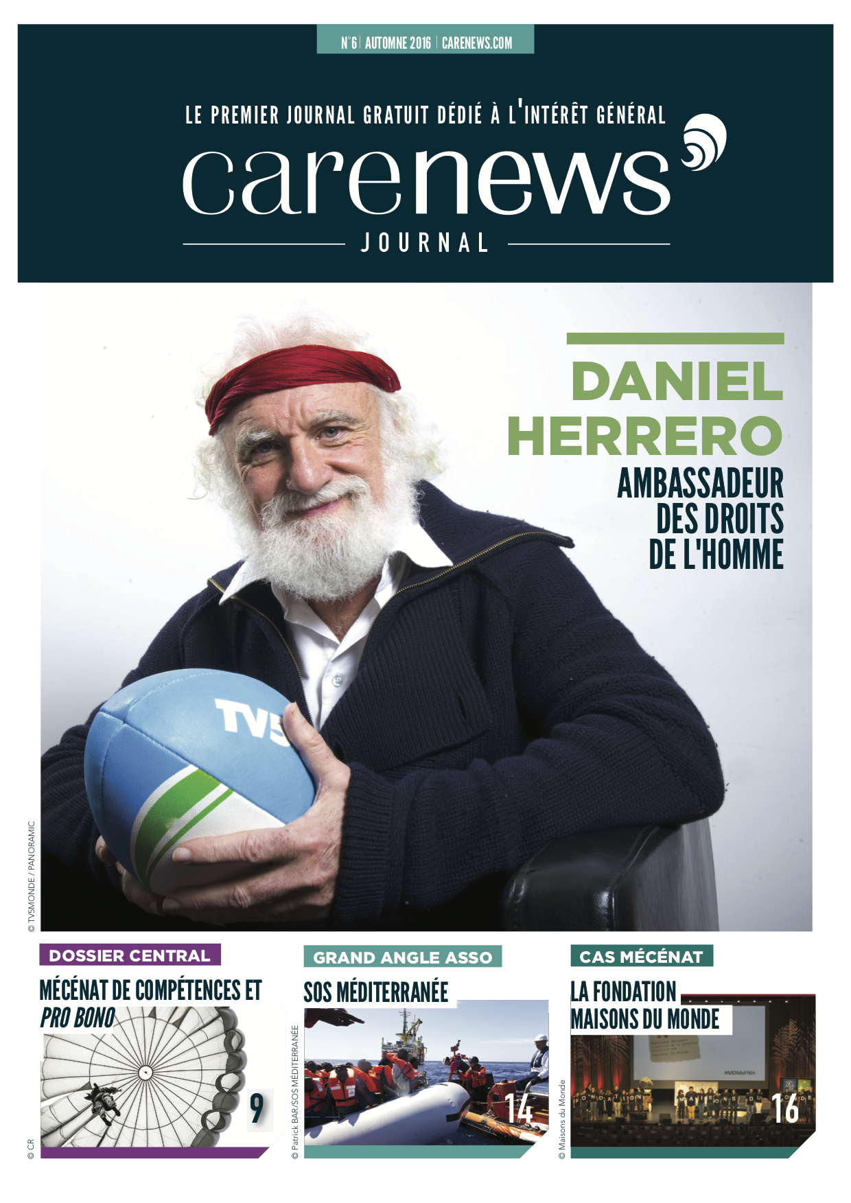 Carenews Journal n°6