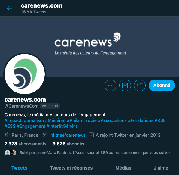 carenews on twitter