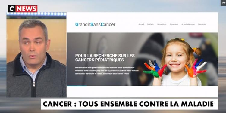Cancers de l'enfant : Mr Macron, make our country great again for children !
