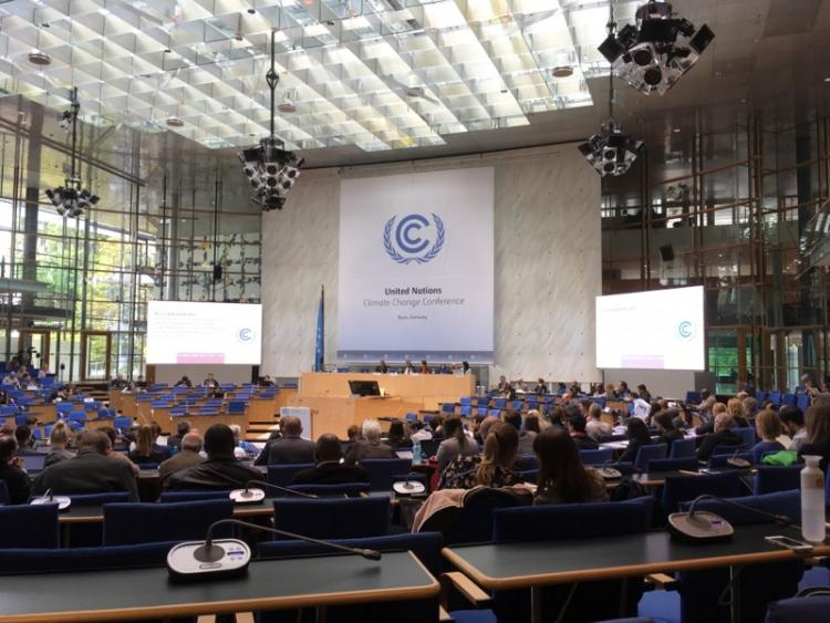 Convention Climat à Bonn : AVN poursuit son plaidoyer