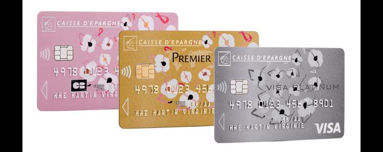 carte bancaire caisse d epargne SHOPPING] Une carte bancaire Caisse d'Épargne et Repetto contre le