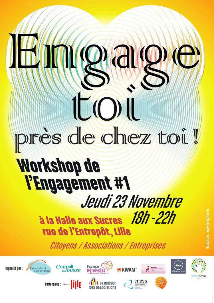 Workshop de l'engagement #1