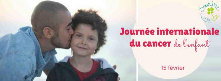 Journée internationale du cancer de l'enfant, plan d'action de Sourire à la Vie!