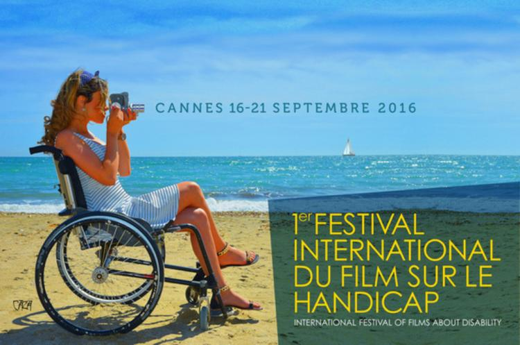 Le 1er Festival International du Film sur le Handicap sera à Cannes en septembre