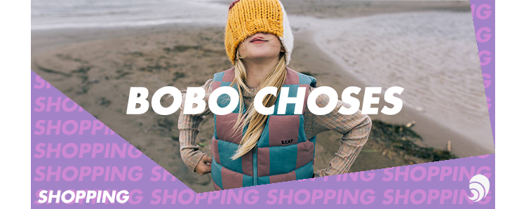 [SHOPPING] Bobo Choses : collection de vêtements responsables pour les enfants