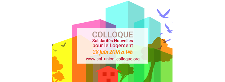 Colloque de SNL : 30 ans d'innovation pour le logement d'insertion