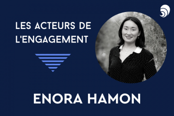 [Acteurs de l'engagement] Enora Hamon, directrice générale adjointe de la Fondation la France s'engage