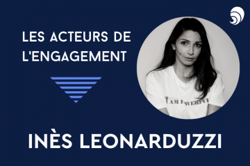 [Acteurs de l'engagement] Inès Leonarduzzi, directrice générale de Digital For the Planet