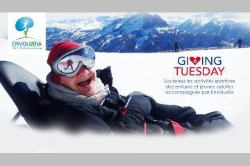 Giving Tuesday - ce n'est pas que le 1er décembre !