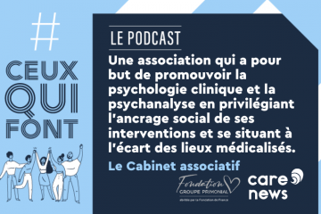 #CeuxQuiFont : interview de Sabrina Siamer, psychologue clinicienne au sein du Cabinet associatif