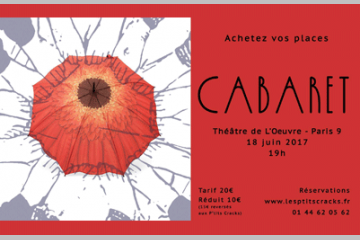 Cabaret, spectacle musical